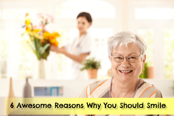 6 Awesome Reasons Why You Should Smile