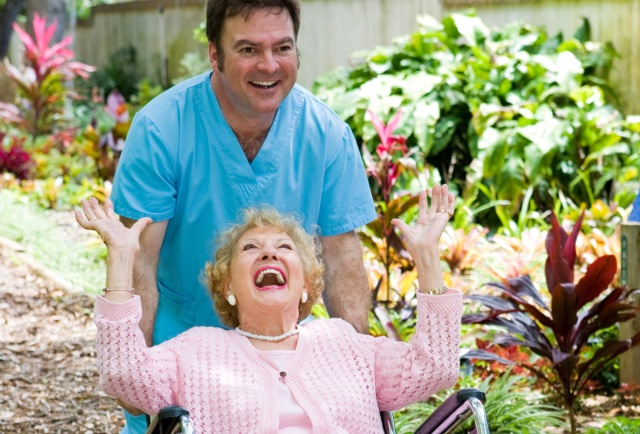 4 WAYS TO MAKE YOUR ELDERS HAPPY